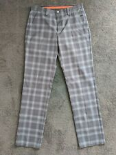 Mizuno Golf Pants Mens Size 32-32 Near New *QUALITY SECONDHAND CLOTHING SALE*
