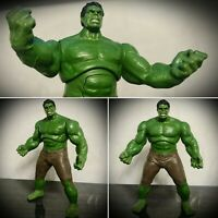 "Marvel Avengers Ultimate Interactive Talking 10"" Hulk Smash Action Figure Hasbro"