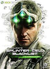 Tom Clancy's Splinter Cell Blacklist - Ultimatum Edition * XBOX 360