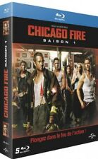 Chicago fire saison 1 COFFRET BLU-RAY NEUF SOUS BLISTER
