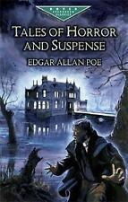 (Good)-Tales of Horror and Suspense (Dover Children's Evergreen Classics) (Paper
