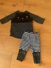 baby gap cat outfit 6-12 months Cosy Excellent Cond