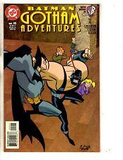 Lot Of 3 Batman Gotham Adventures DC Comic Books # 15 16 17 NM 1st Prints TD6