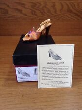 Raine Just the Right Shoe Coa Box Madagascar Comet 25182