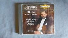 STRAUSS - METAMORPHOSEN - SCHOENBERG - VERKARTE NACHT - CD