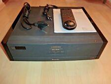 Panasonic nv-v8000 high-end S-VHS/VHS-C grabadora de video, fb&bda, 2j. garantía