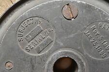 The International Mutoscope Reel Co Original Mutoscope. Subject 5189