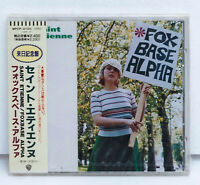 Saint Etienne Foxbase Alpha 1992 Japan PROMO CD 1st Press w/Obi Sealed