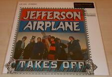 JEFFERSON AIRPLANE-TAKES OFF-2015-SUPERB 180g VINYL LP-STARSHIP-NEW & SEALED