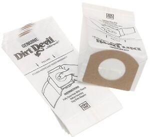 Dirt Devil Type G Vacuum Bags (10-Pack), 3010348001