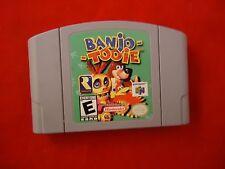 Banjo-Tooie (Nintendo 64, 2000) N64 game WORKS! Banjotooie Banjo Tooie