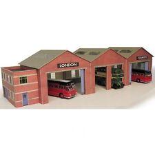 pn125 METCALFE N BUS GARAGE PECO Modello ferrovia