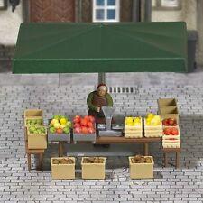 OO/HO Life Paysage - Fruits &vegetables Décrochage + Figurine - Busch 7706 P3
