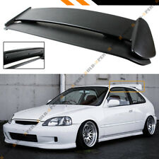 FOR 96-00 CIVIC EK EK9 3DR HATCHBACK TYPE-R STYLE ROOF SPOILER WING W/ SMOKE LED
