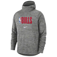 New 2020 Nike Chicago Bulls Spotlight Performance Pullover Hoodie Sweatshirt