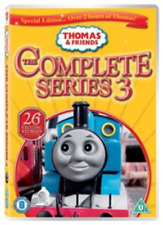 DVD TV Show Thomas The Tank Engine and Friends Series 3 R2 PAL