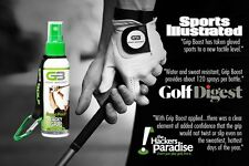 Grip Boost – Magic Sticky Patented Spray for Grips/Gloves/Hands for Awesome Grip