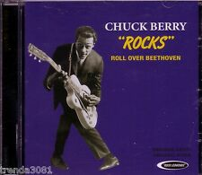 CHUCK BERRY Rocks ROLL OVER BEETHOVEN CD Classic 50s 60s MAYBELLENE Anthology