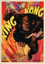 King Kong Fay Wray 1933 Vintage movie poster item 10