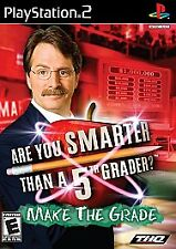 Are You Smarter than a 5th Grader: Make the Grade, Good Video Games