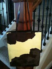Beautiful - MOSCHINO Calf Fur Western Couture Hobo Bag ~ New with Tags!!!