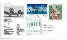 FFC 1990 Lufthansa Volo Speciale Junkers JU 52 D-AQUI Flight Dresden Barth