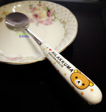 Cute Rilakkuma San-X Bear Lunch Dinner Rice Soup Spoon Tableware Dinnerware