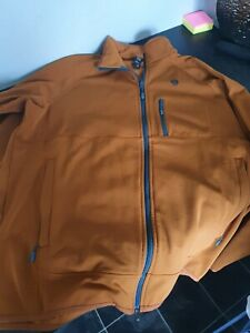 Mountain Hardwear Mens Norse Peak Jacket Top - XL Sports Outdoors Full Zip