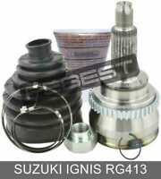 Outer Cv Joint 20X49X25 For Suzuki Ignis Rg413 (2000-2008)