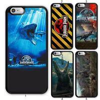 Jurassic World Park Dinosaur Case Cover For Apple iPhone iPod / Samsung Galaxy