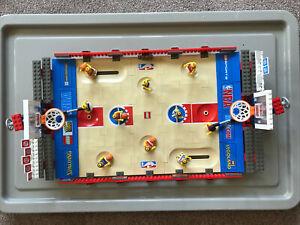 Lego Sports NBA Basketball Set Number 3432