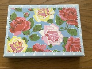 Cath Kidston Stationery Box with 19 Sheets & Envelopes