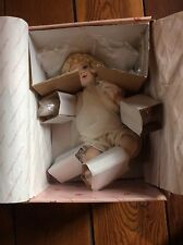 Angel Kisses 8 Inch Porcelain Doll By Lynne Randolph For The Georgetown Colleen