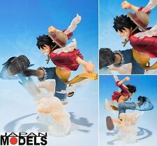 MONKEY-D-LUFFY GUM GUM HAWK WHIP Figuarts Zero One Piece Bandai New Nuovo