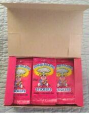 1985 OS1 Garbage Pail Kids 1st SERIES 1 UNOPENED FULL BOX 48 PACKS UK IRELAND