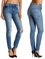 Levi's Damen Jeanshose 721 High Rise Vintage W23 L32