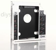 2nd HDD SSD Caddy Enclosure Adapter for MSI GE70 0nd-033us GE70 2PC Apache-472UK