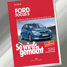 So wirds gemacht (Band 141) | FORD FOCUS II 11/04-3/11 FORD C-MAX 5/03-11/(Buch)