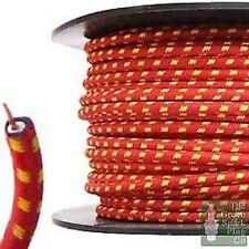 7mm Ht Zündkabel Kabel - Drahtkern Baumwolle Geflochten Ryf