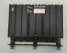 100W Bandpass/Bandreject 8 Cavity UHF Duplexer  N Connector