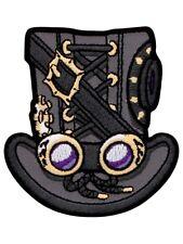 Steampunk Top Hat Patch