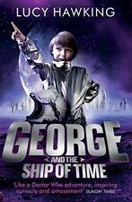 George et le navire du temps par Lucy Hawking
