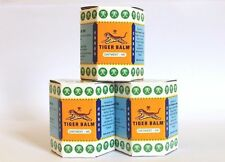 12 x 21 grm TIGER BALM HERBAL WHITE OINTMENT MASSAGE RELIEF MUSCLE PAIN