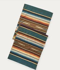 "RRL Ralph Lauren Made in Italy Serape Print Cotton Scarf-MEN- 62"" x20"""