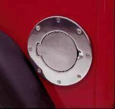 RAMPAGE BILLET STYLE ALUM. GAS DOOR, 97-03 FORD TRUCK, RMP.75010