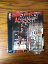 Mattle Maximum Air Michael Jordan Silver Commemorative metal Figure & Card, MINT