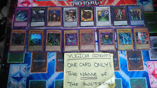 "YuGiOh: ""Phantom of Chaos"" - SUPER RARE - LIMITED EDITION - GLAS - One Card ONLY"