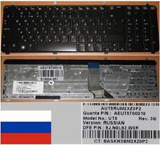 Clavier Qwerty Russe HP DV7-2000 UT5 9J.N0L82.W0R AEUT5700010 519004-251 Noir