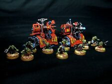 x1 Ork Mek Gun Painted Warhammer 40k Orks Speed Freeks COMMISSION SERVICE