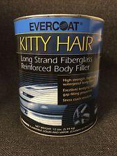 EVERCOAT KITTY HAIR LONG STRAND REINFORCED FIBERGLASS BODY FILLER(GALLON)FIB-869